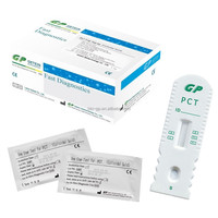 One step test kits Procalcitonin(PCT) with CE