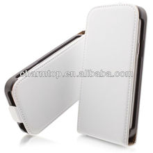 Genuine Leather Magnetic Flip Case for HTC One Mini M4