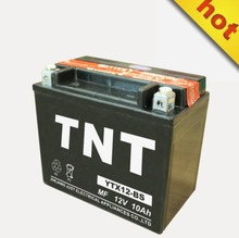 12v YTX12-BS long service life motorcycle battery