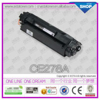 ASTA CE278 compatible original quality laser toner 78a toner cartridge for HP LaserJet Pro P1560/1566