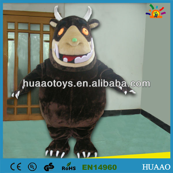 promotion price monster mascot costume for sale