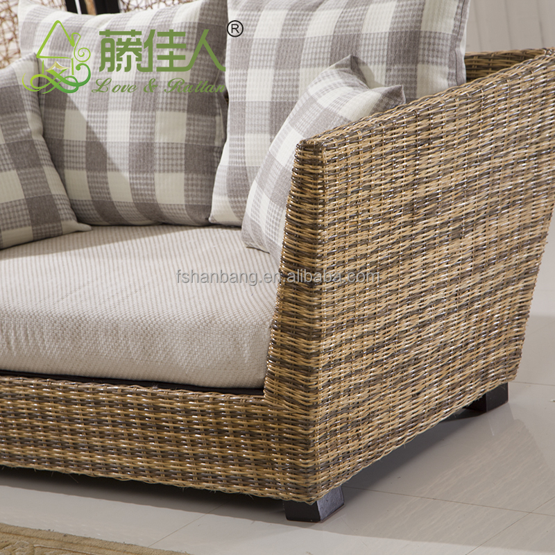 wicker and rattan indoor furniture