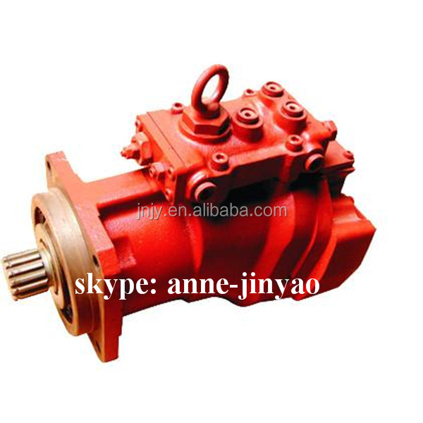 For sk135,sk140-8,sk200-3,sk200-6,sk220 kobelco excavator parts, kobelco original pump, kobelco used main pump