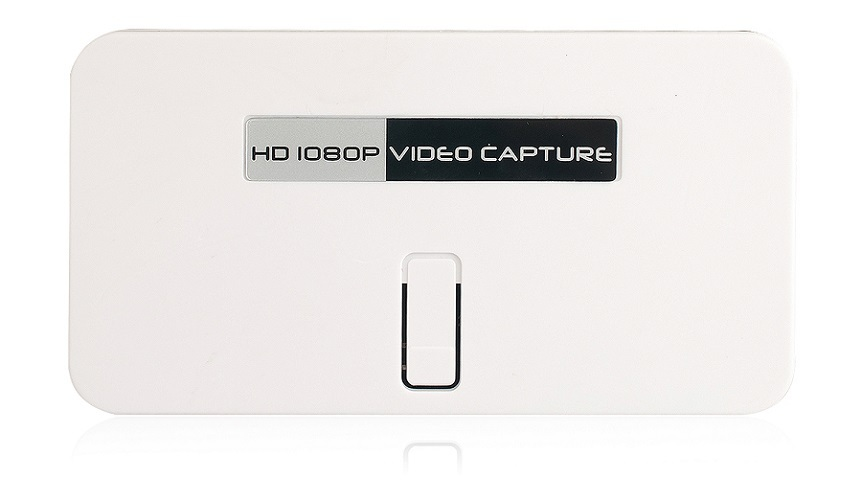 ezcap284 1080P HD Video Capture Record HDMI Component Video Composite Video no PC required