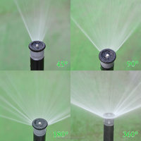 high performance water sprinkler,latest technology,pop up sprinkler