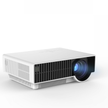 New UC28 Portable LED home Projector Cinema Theater PC&Laptop VGA/USB/SD/AV/HDMI projektor ,Mini Projector