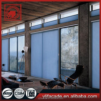 China very good supplier glass pocket doors interior with professional engineers team DS-LP6680