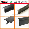T type rubber extrusions extruded rubber seal strips of rubber