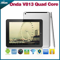 New 8 inch AllWinner A31 2gb ram android tablet Onda V811 Quad Core