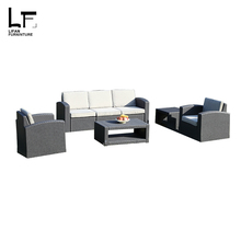 Garden Patio Furniture Waterproof Fabric outdoor sectional sofa Sets