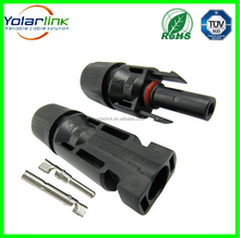 TUV approved IP67 solar panel MC4 connector,mc4 compatible connector for solar power system
