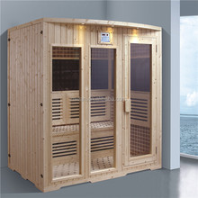 Canadian distributor home tourmaline infrared sauna 2-4 persons nano carbon tourmaline sauna