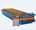 High quality double sheet roll forming machine