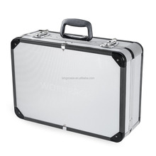 Small Aluminum Hard Tools Case with Tool Board