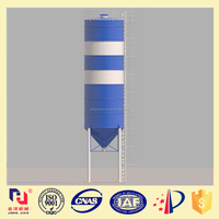 Steel Material and New Condition cement silo tank