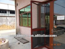 aluminum windows bathroom window screens
