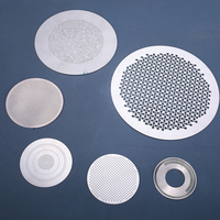 Stamping Perforated Aluminium Metal Mesh Speaker