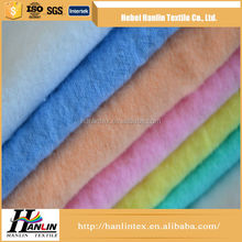 100% cotton 21*10S stretch flannel fabric woven in China supplier