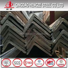 high tensile A36 S235JR Unequal steel angle