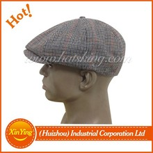 hat factory custom new style english hats for men