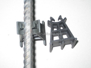 Plastic Rebar Chair Spacers