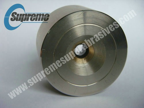 Polycrystalline PCD diamond wire drawing die for copper, aluminum, stainless steel etc.