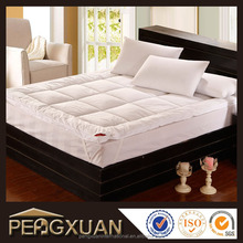 2017 hot selling Customized white Luxury Hotel Cotton Mattress