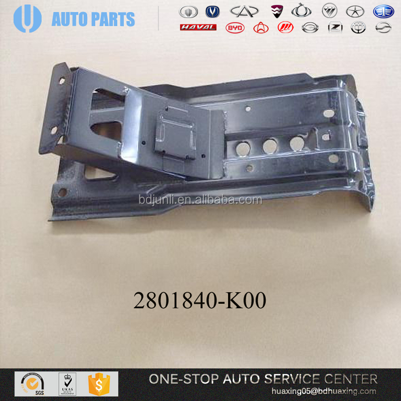 GREAT WALL HOVER AUTO PARTS 2801840-K00 SPARE TIRE GIRDER WELDMENT ASSY AUTO SPARE PARTS CAR
