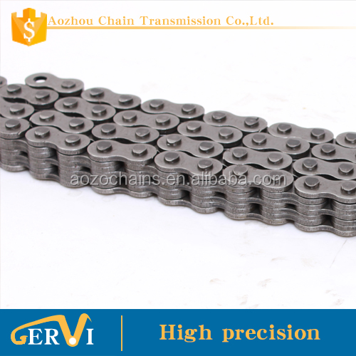 Industry heavy duty injection molding High tensile Long Service Life flexible transmission convey leaf chain