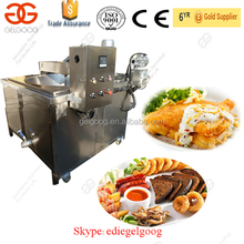 Commercial Stainless Steel Frying Chicken Wing Machine Chicken Frying Machine