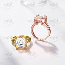 Wholesale Gold Rings Design For Women KZCR107 Moroccan Wedding Ring