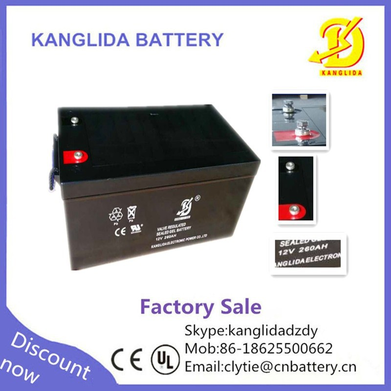 deep cycle agm vrla lead acid 12v 250ah solar battery, battery for residential off grid solar system