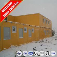 Low price prefabricated container modular apartment