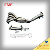 Turbo manifold for Acura Rsx Tri-Y Race header DC5 k20a2 Types also fit ep3 and base model rsx