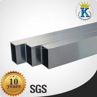Best selling 304 430 SGS certification thin walled stainless steel tube