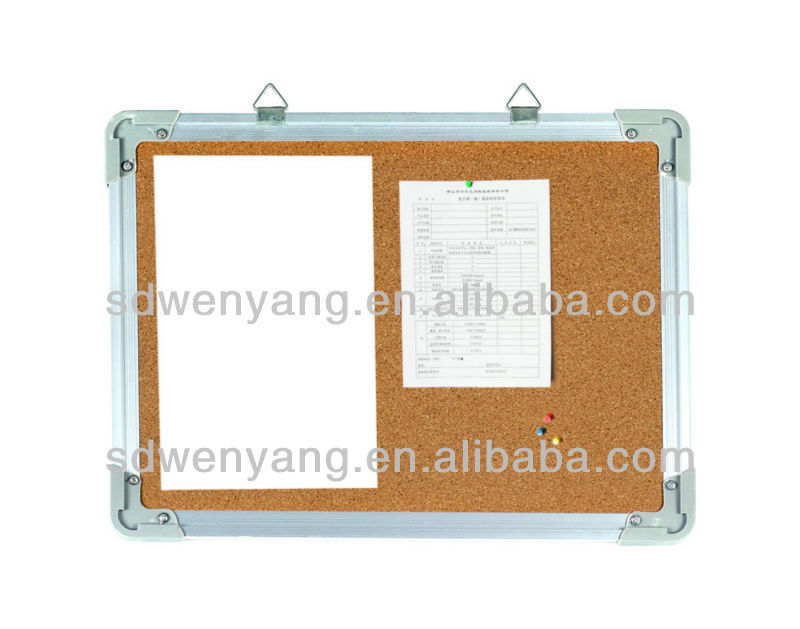 GOOD NEWS! Promotional Aluminium Frame Pin Boards