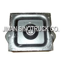 (4)BRAND TRUCK __HOWO TRUCK PARTS RUBBER SUPPORT 1680590095