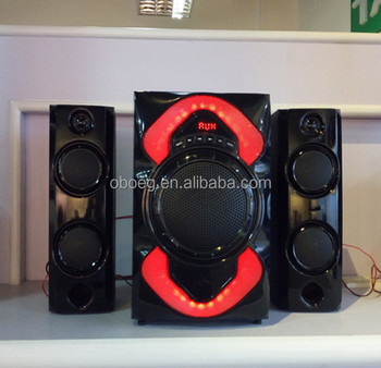 Popullar private model home theather speakers bluetooth audio equipo de musica for Africa,South America,Middel Easten