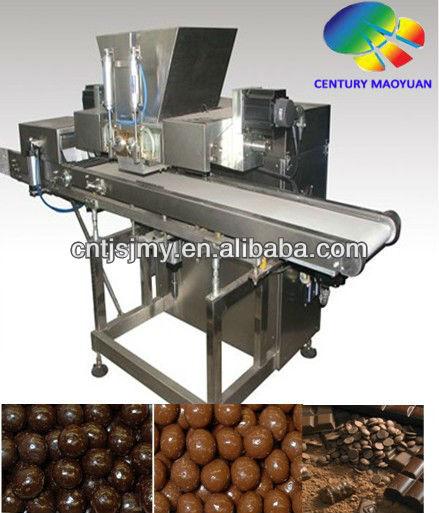 chocolate depositing machine