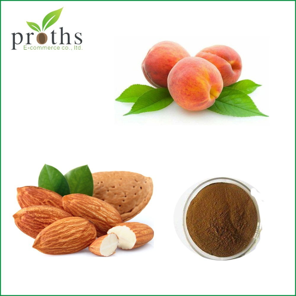 Factory Directly Supply peach kernel p.e.