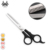 5.5 '' 6'' 6.5'' 7'' cheap plastic round tip plastic handle pet grooming scissors set