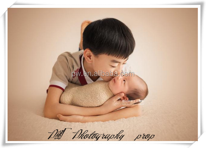 baby wraps newborn photography props baby boy stretch knit wraps props