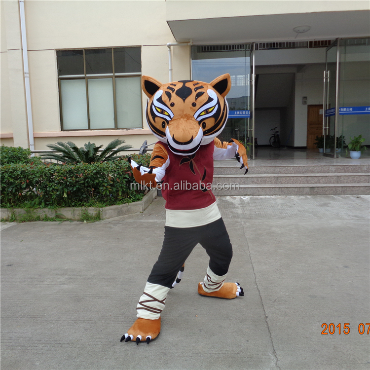 Wholesale online China factory professional design tigress mascot costumes for kids