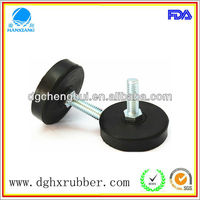 Dongguan industry,sport equipment, home appliance/rubber feet of rubber for chairs/top of rubber for chairs