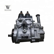 Excavator PC400-8 PC450-8 WA470-6 WA480-6 Diesel Engine SAA6D125E-5 Fuel injection pump 6251-71-1121 Denso Fuel Pump