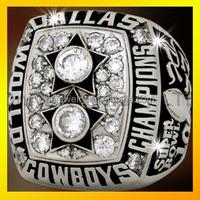 fashion jewelry classic design 1977 Dallas Cowboy custom ring