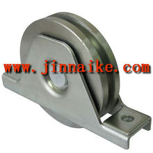 sliding gate wheel with suspension,sliding door wheels