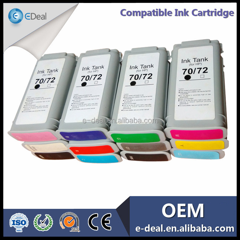 for HP 70 compatible ink cartridge compatible for HP Z3100 printer