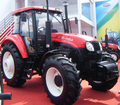YTO X1254 China best brand tractor YTO 125hp tractors for sale