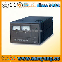 High qulaity linear dc power supply 13.8V with a big tansformer for radio